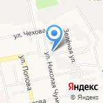 Юридическая фирма на карте Белгорода