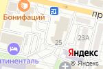 Схема проезда до компании СтройИзыскания в Белгороде