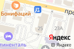 Схема проезда до компании Medusa в Белгороде
