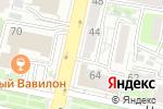 Схема проезда до компании Робинзон в Белгороде