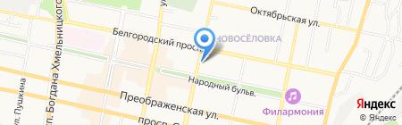 Ваш Белгород на карте Белгорода