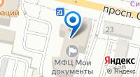 Компания Medusa на карте