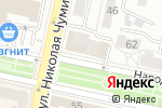 Схема проезда до компании АвроРА в Белгороде