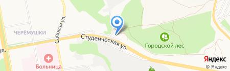 Шаверма на карте Белгорода