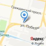 Налоговый вестник на карте Белгорода