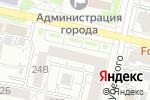 Схема проезда до компании Белгородская государственная детская библиотека А.А. Лиханова в Белгороде