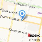 LEBENBAU на карте Белгорода