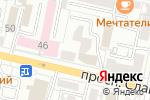 Схема проезда до компании Радиус в Белгороде