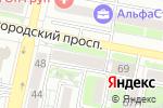 Схема проезда до компании Мастерская по ремонту техники и телефонов в Белгороде