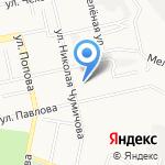 Управление ГИБДД Главного Управления МВД России по Белгородской области на карте Белгорода