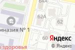 Схема проезда до компании ПИВОВАР в Белгороде