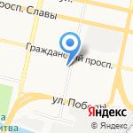 Игрополис на карте Белгорода