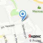 Белплекс Монолитстрой на карте Белгорода