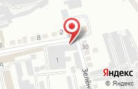 Схема проезда до компании Геодело в Белгороде