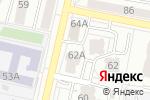 Схема проезда до компании Гамма в Белгороде