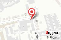 Схема проезда до компании Промтул в Белгороде
