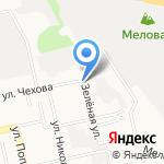 СпецТехСервис на карте Белгорода