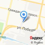 С иголочки на карте Белгорода