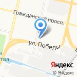 Добрыня на карте Белгорода