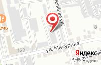 Схема проезда до компании Белагросельхозснаб в Белгороде