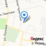 Флагман Белгород на карте Белгорода