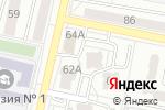 Схема проезда до компании Независимая экспертиза в Белгороде