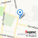 Магия на карте Белгорода