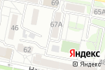 Схема проезда до компании BELWOOD в Белгороде