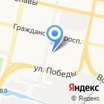 ДАР на карте Белгорода