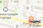 Схема проезда до компании Банк ВТБ 24, ПАО в Белгороде