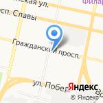 Ах на карте Белгорода