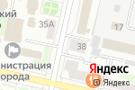 Схема проезда до компании Мишутка в Белгороде