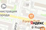 Схема проезда до компании Хартия в Белгороде