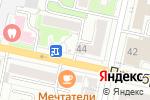 Схема проезда до компании Стиль Жизни в Белгороде