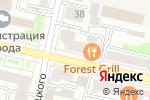 Схема проезда до компании Delfin в Белгороде