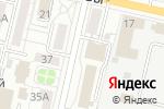 Схема проезда до компании Структура в Белгороде