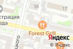 Схема проезда до компании БЕЛБЫТ service в Белгороде