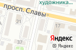 Схема проезда до компании Юлмарт в Белгороде