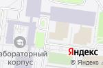 Схема проезда до компании Бассейн в Белгороде