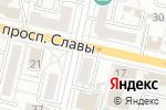 Схема проезда до компании Бочонок в Белгороде