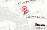 Схема проезда до компании Лестницы Поднебесной в Белгороде