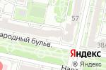 Схема проезда до компании Мишка-Топтыжка в Белгороде