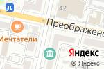 Схема проезда до компании СитиСервис в Белгороде