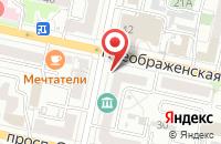 Схема проезда до компании Флорист.ру в Белгороде
