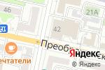Схема проезда до компании АКБ Металлинвестбанк, ПАО в Белгороде
