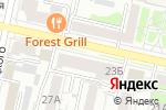 Схема проезда до компании DRY BAR в Белгороде