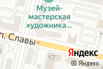 Схема проезда до компании Курскпромбанк, ПАО в Белгороде