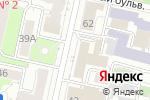 Схема проезда до компании Комитет по управлению Восточным округом в Белгороде