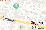Схема проезда до компании ЖБК-1, ЖНК в Белгороде
