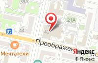 Схема проезда до компании Ваш адвокат в Белгороде